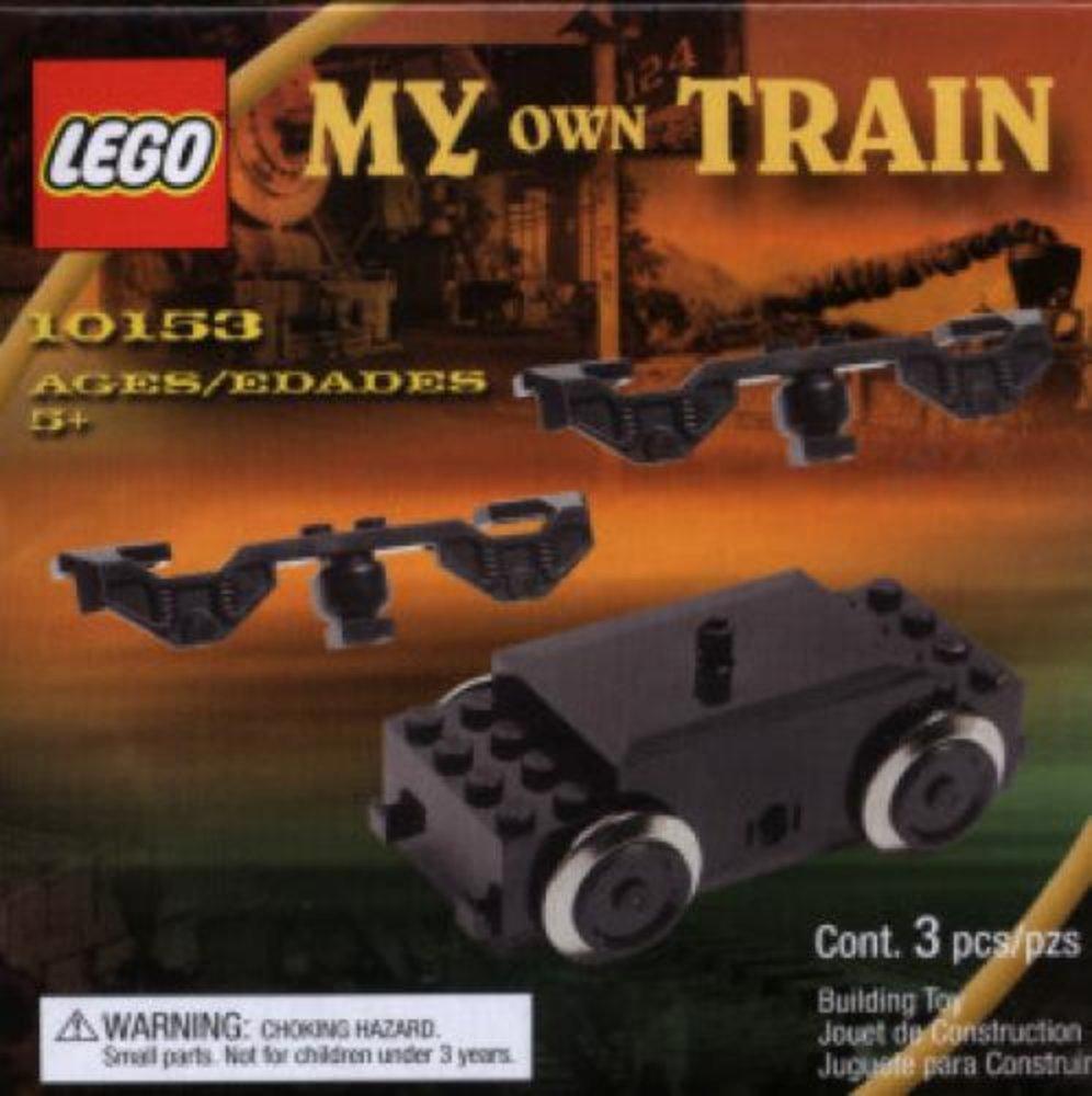 Electric Train Motor 9V (My Own Train)