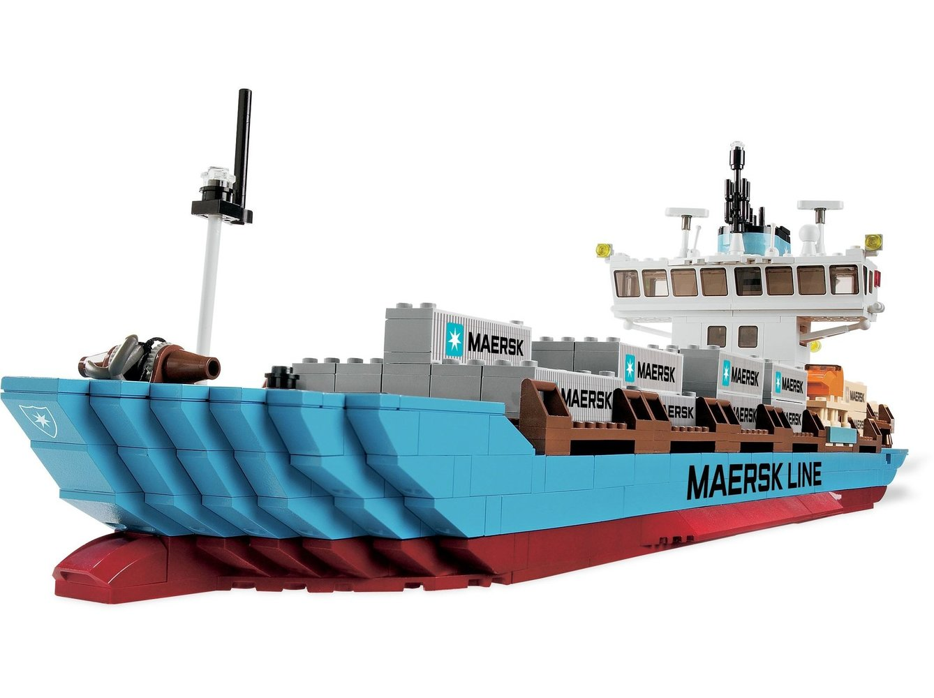 Maersk Line Container Ship 2010 Edition
