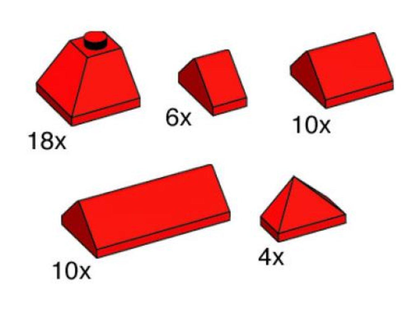 Red Ridge Tiles