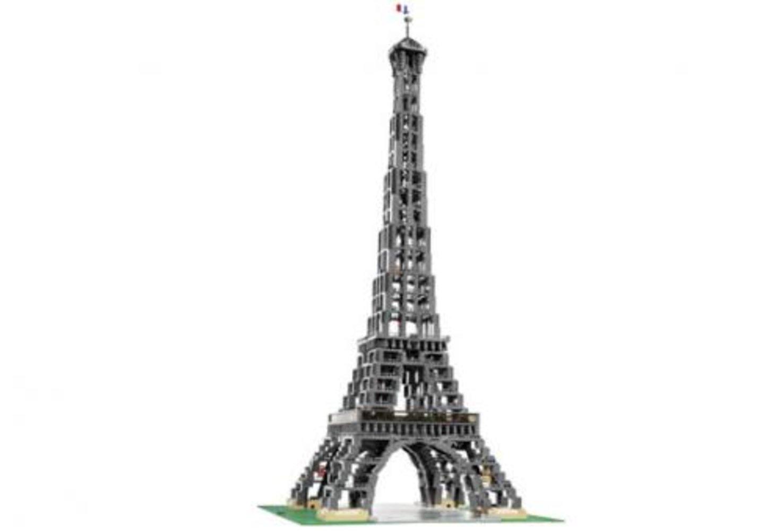 Eiffel Tower 1:300