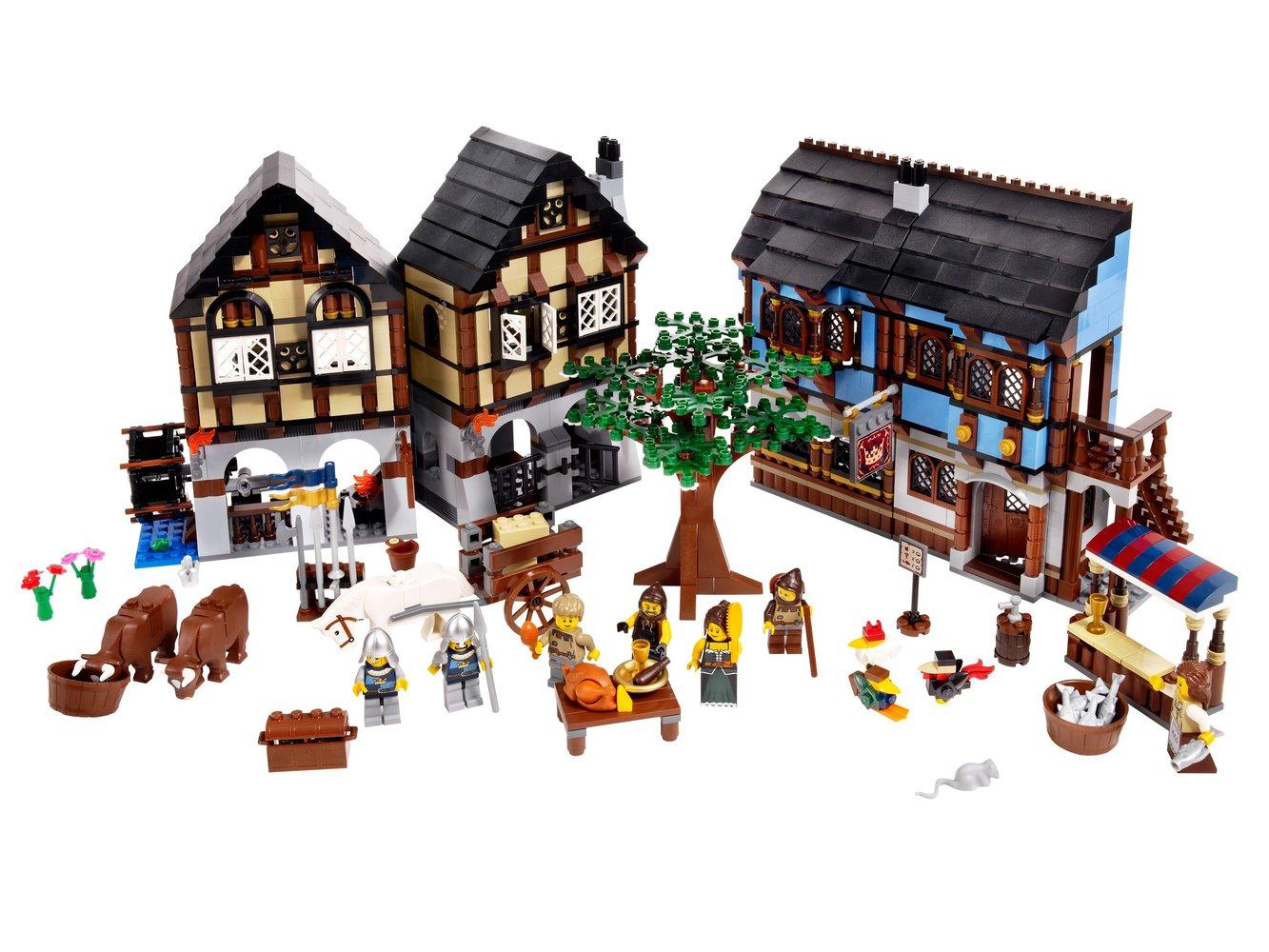 Medieval Market Village