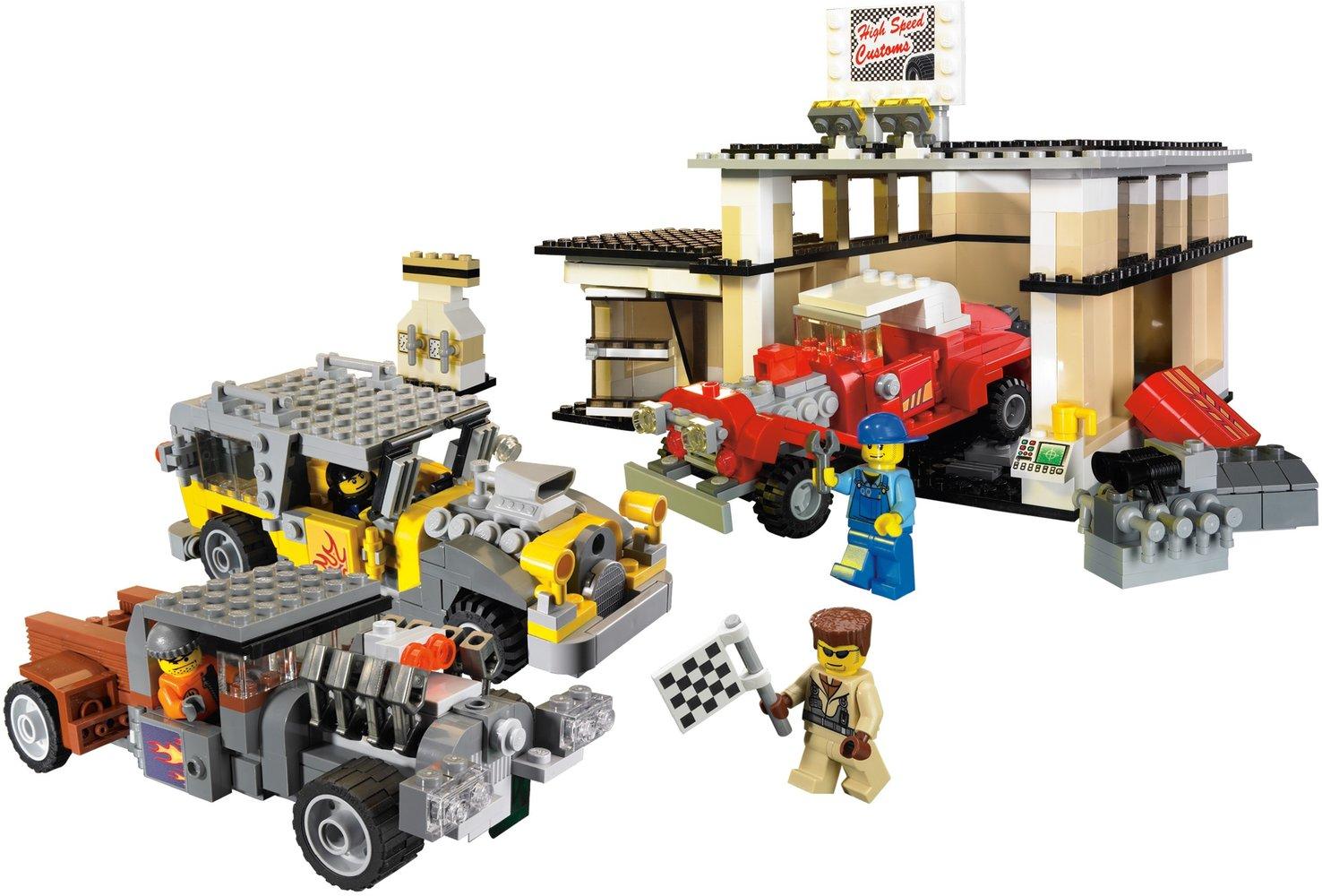 Custom Car Garage