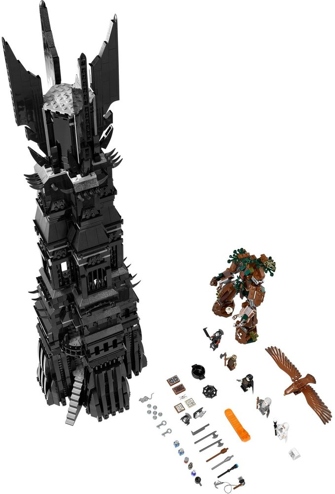 The Tower of Orthanc