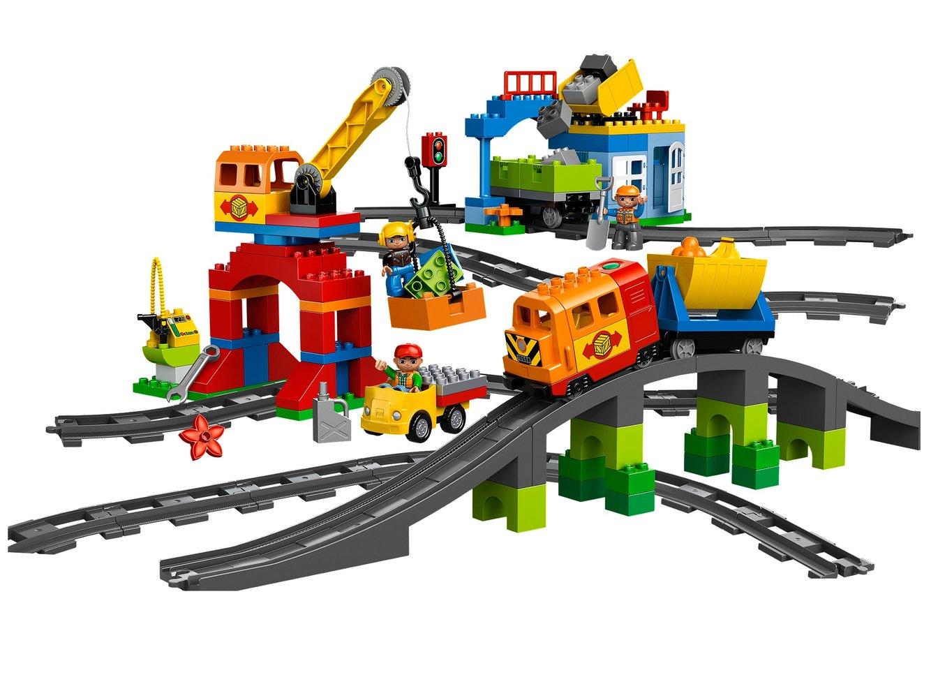 Deluxe Train Set