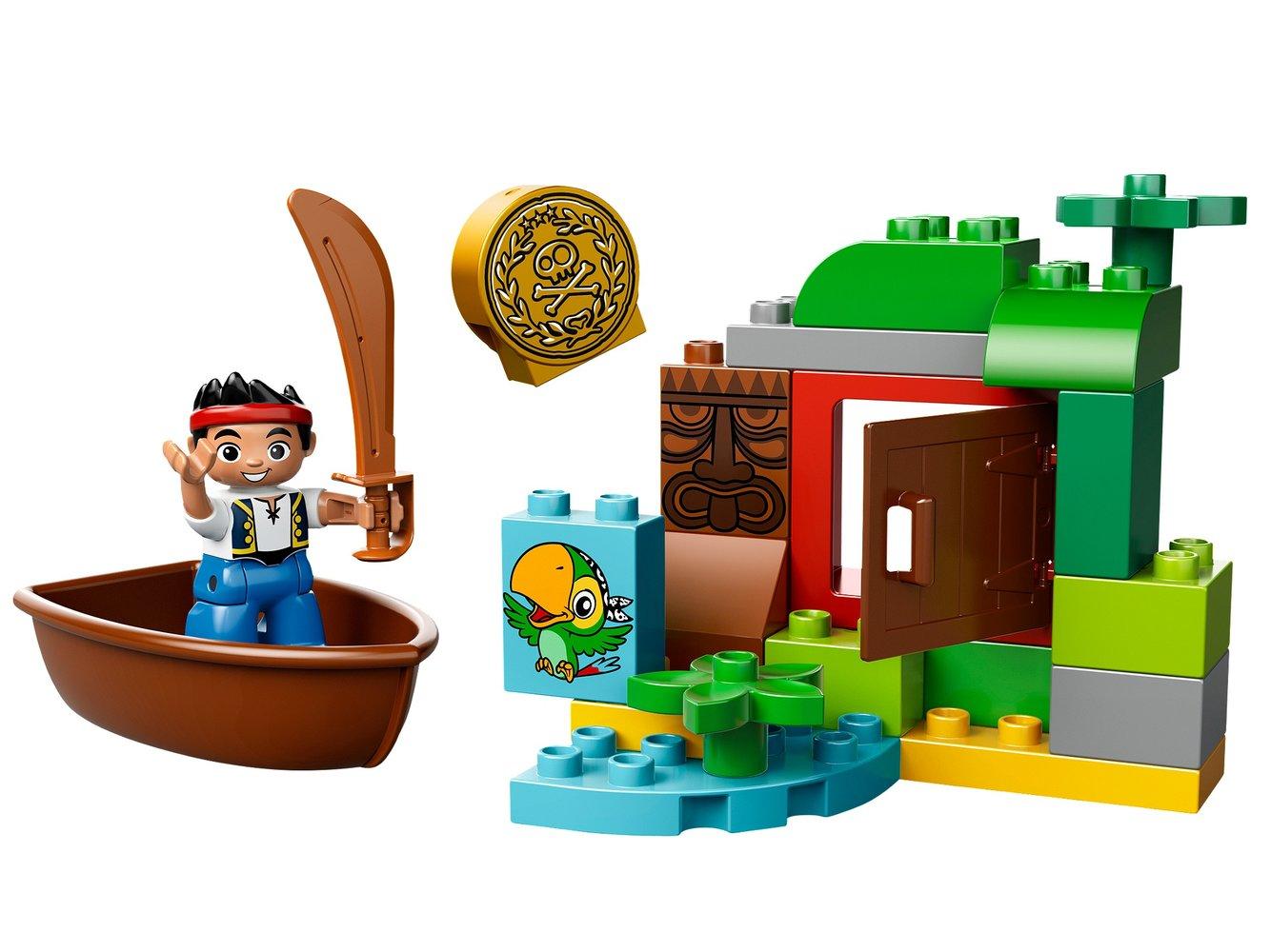 Jake's Treasure Hunt