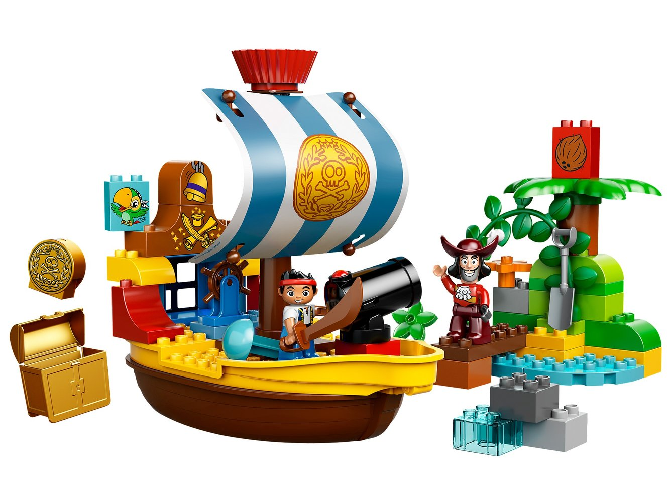 Jake's Pirate Ship Bucky