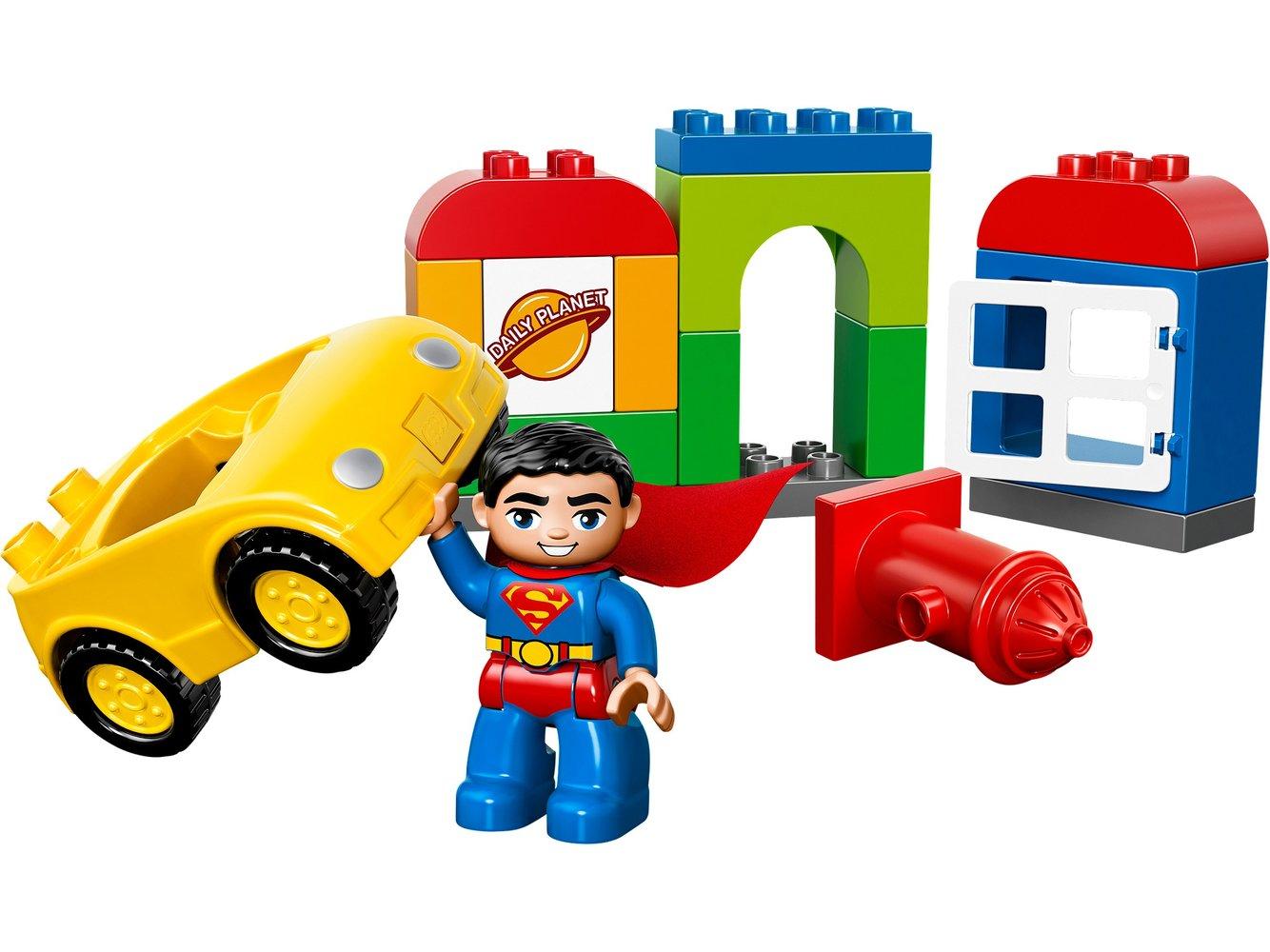 Superman Rescue