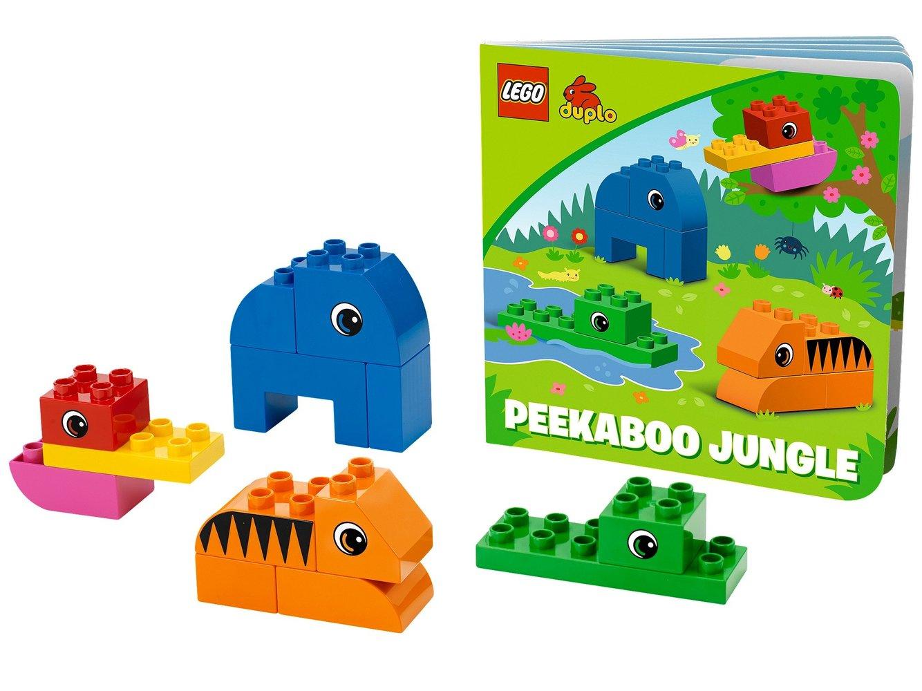 Peekaboo Jungle