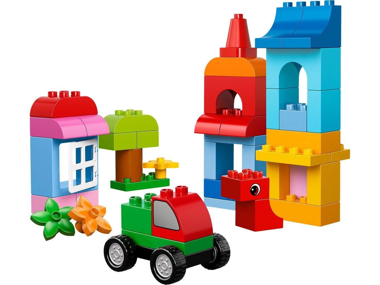 Duplo Creative Building Cube
