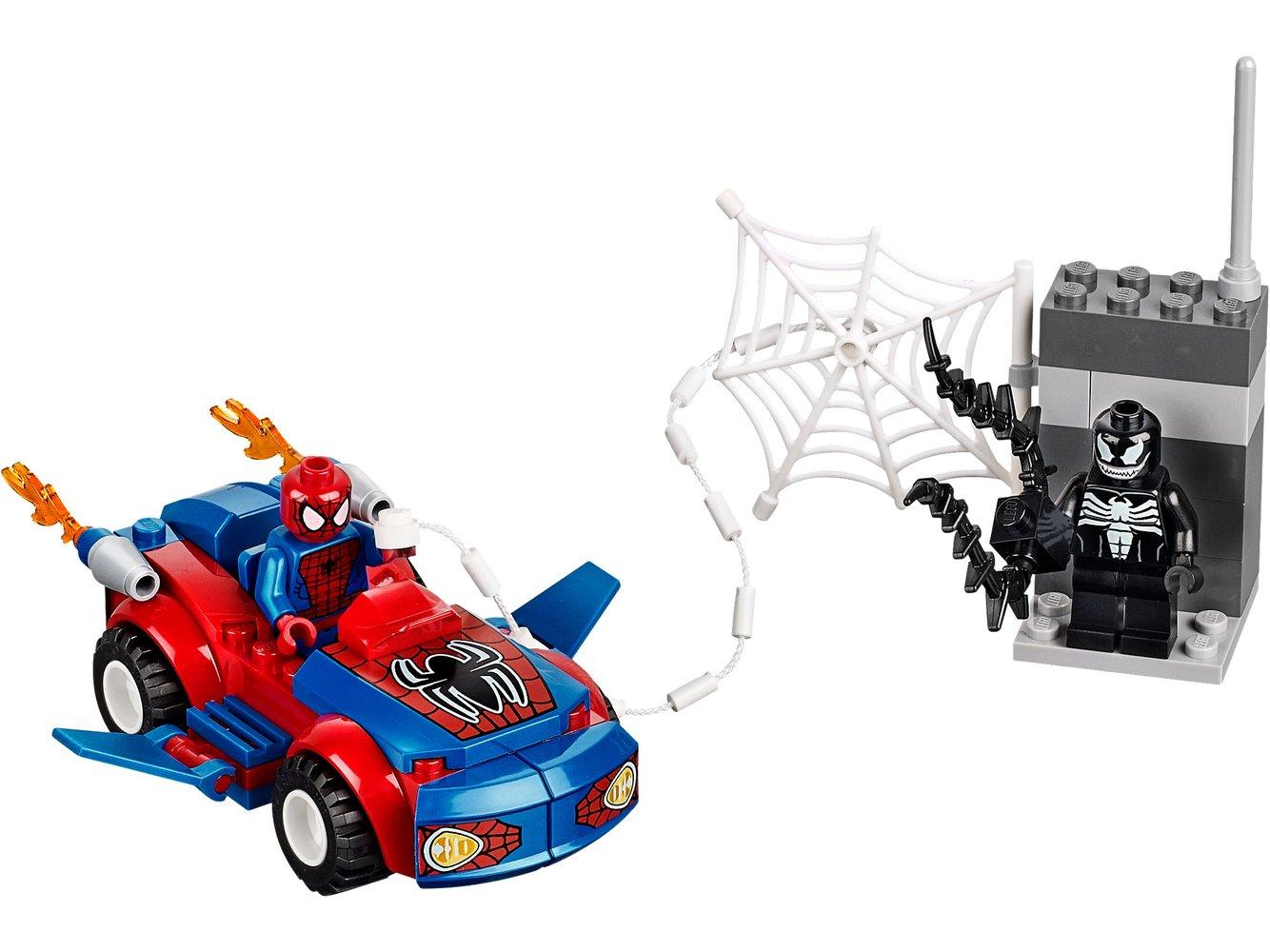 Spider-Man: Spider-Car Pursuit