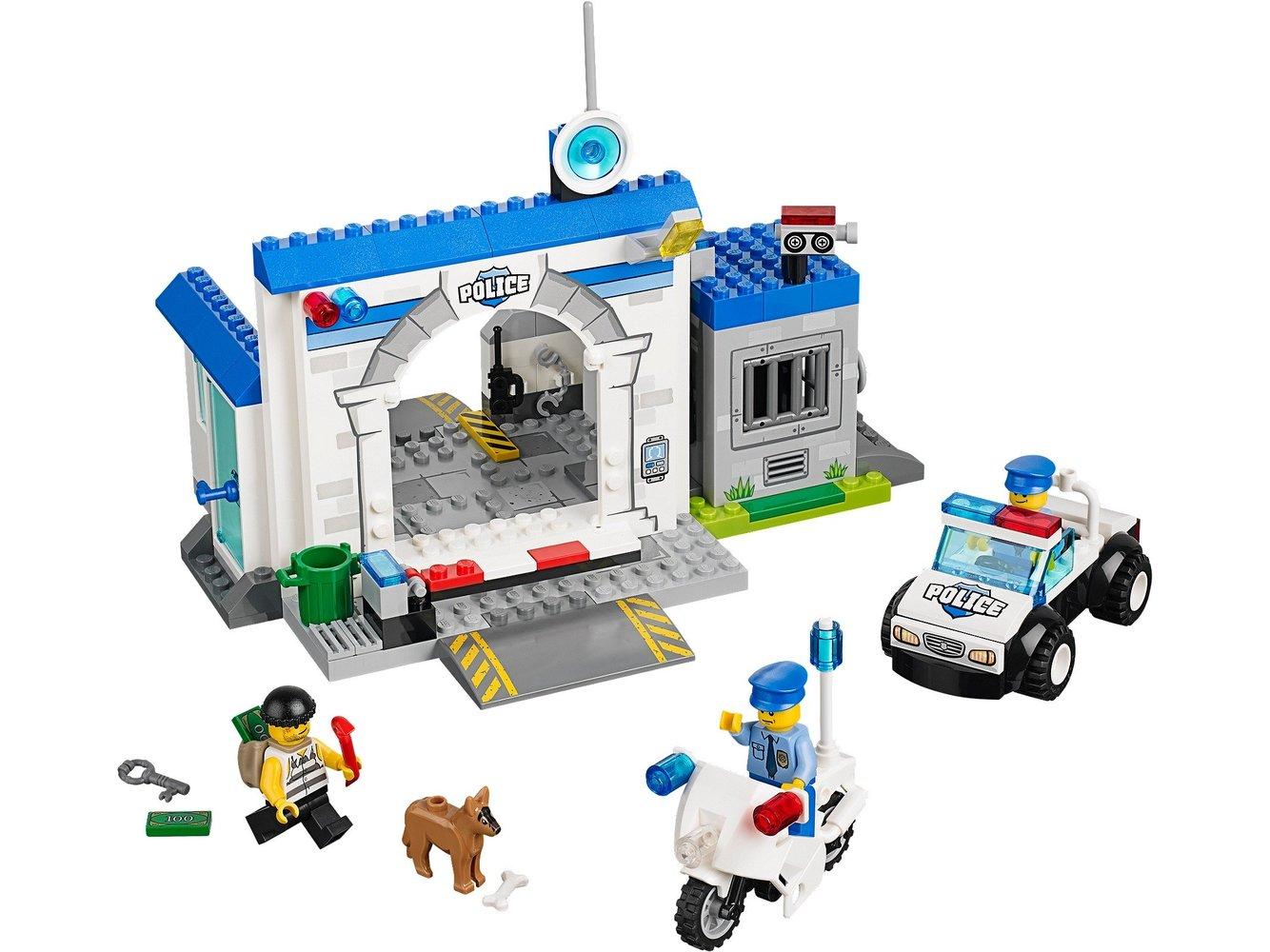 Police – The Big Escape