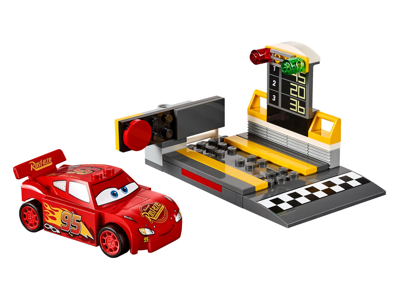 Lightning McQueen Speed Launcher