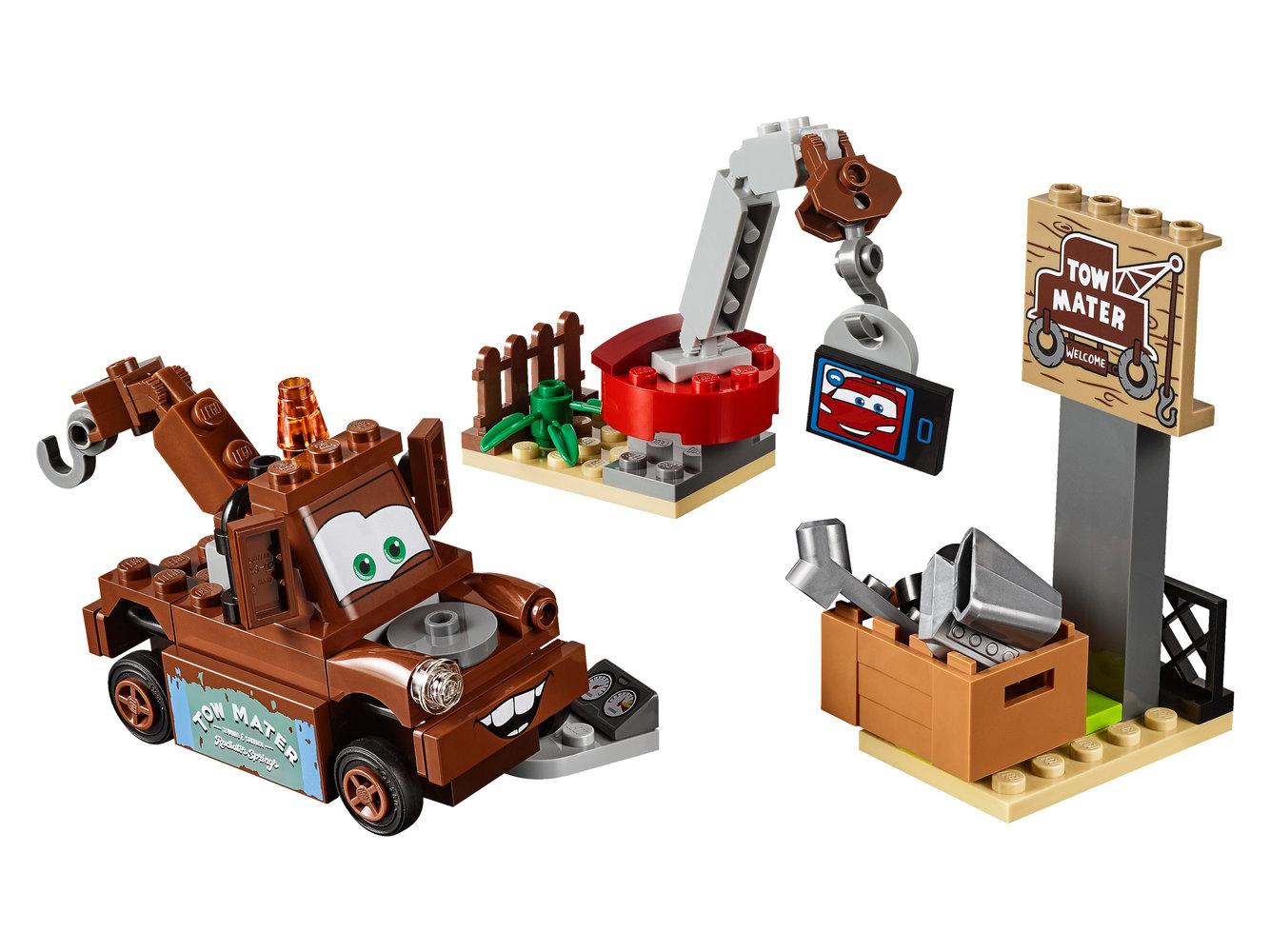 Mater's Junkyard