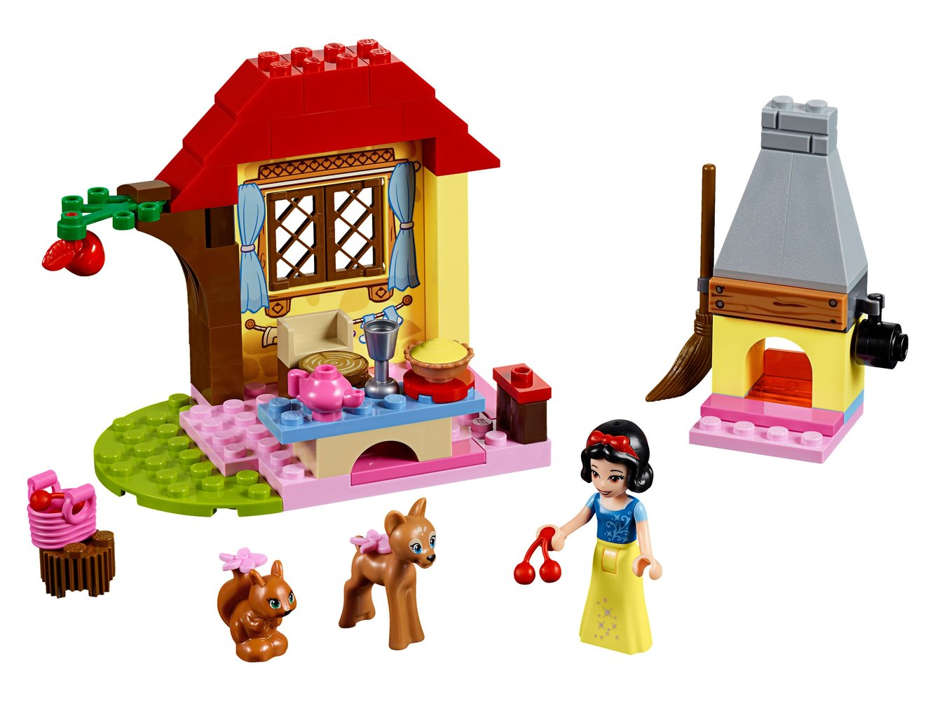 Snow White's Forest Cottage