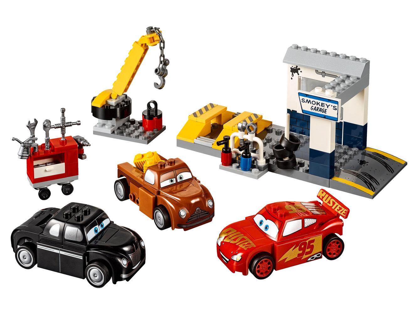 Smokey's Garage