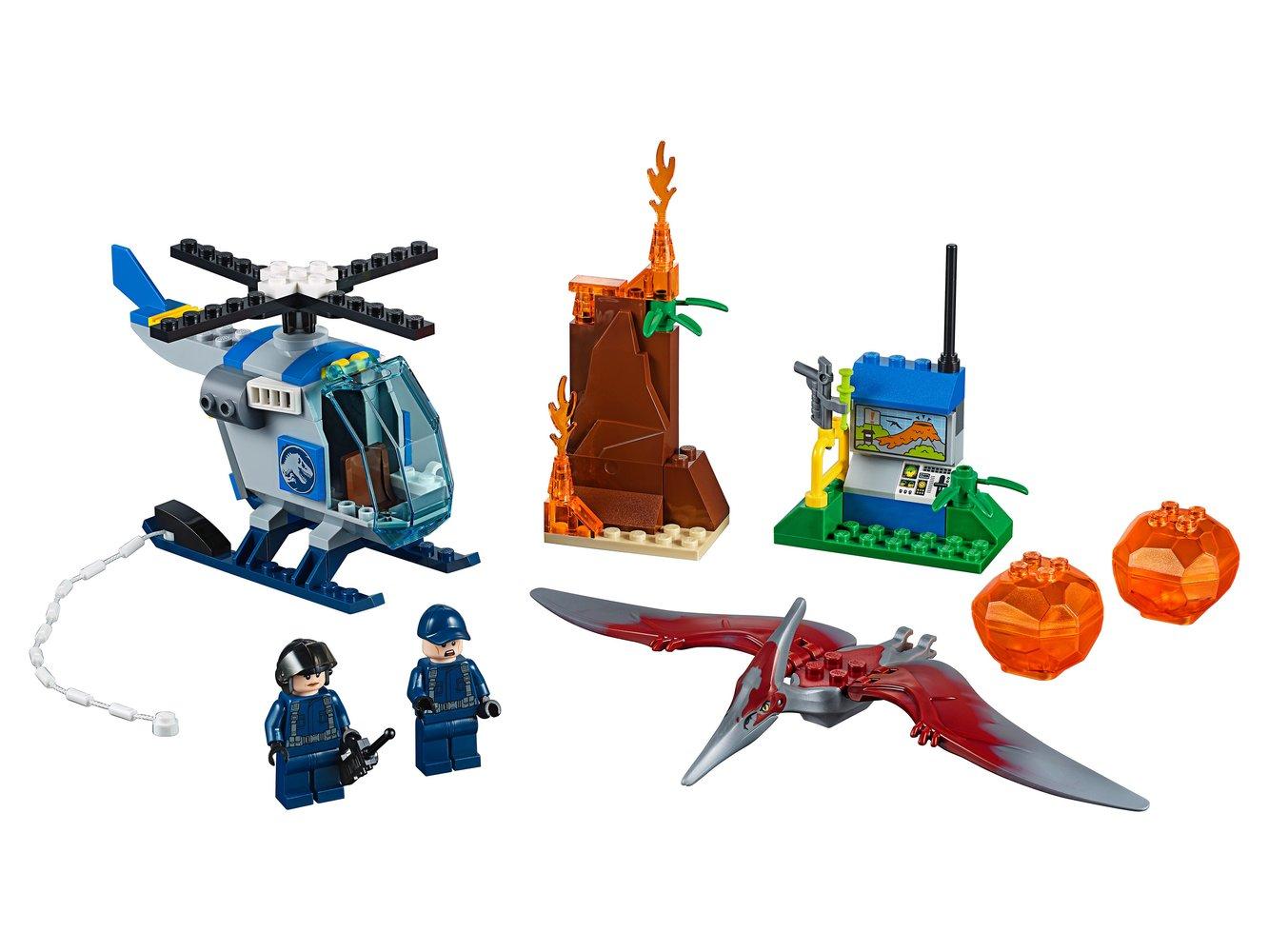 Pteranadon Escape