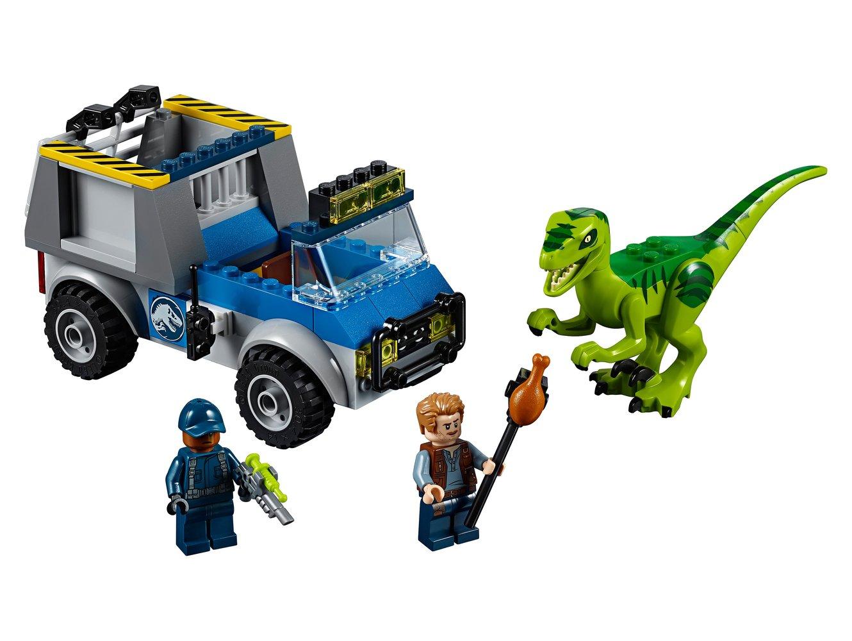 Raptor Rescue Truck