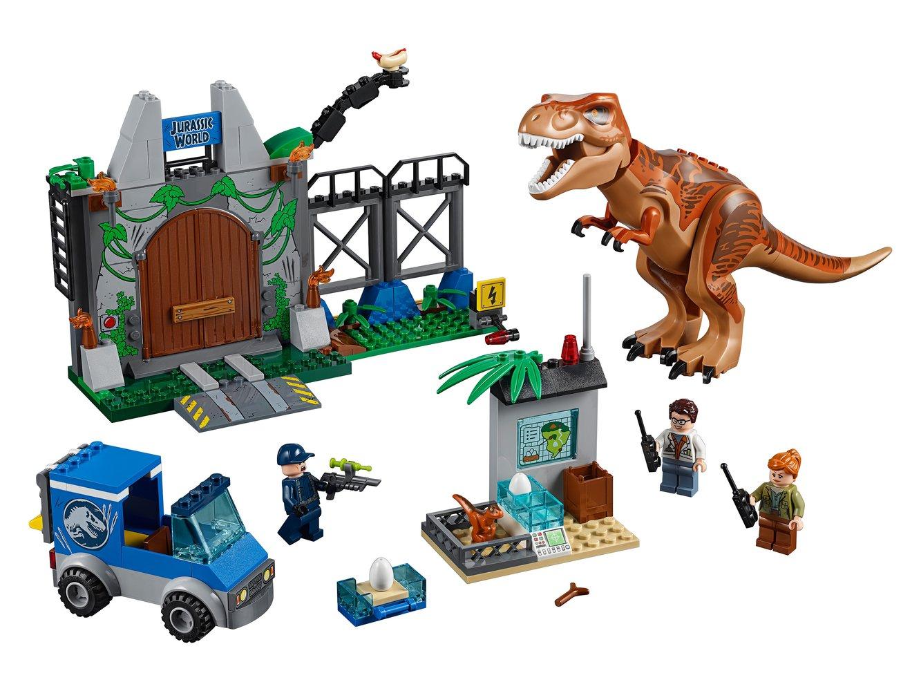 T.Rex Breakout