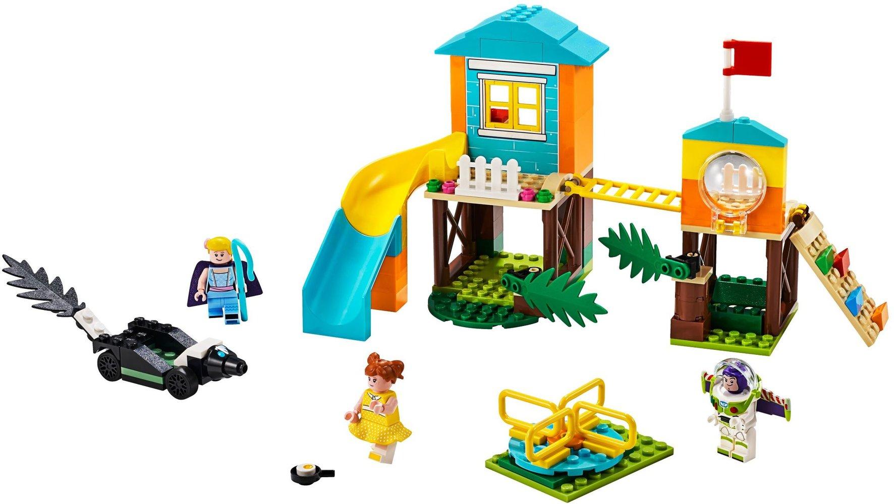 Buzz and Bo Peep's Playground Adventure