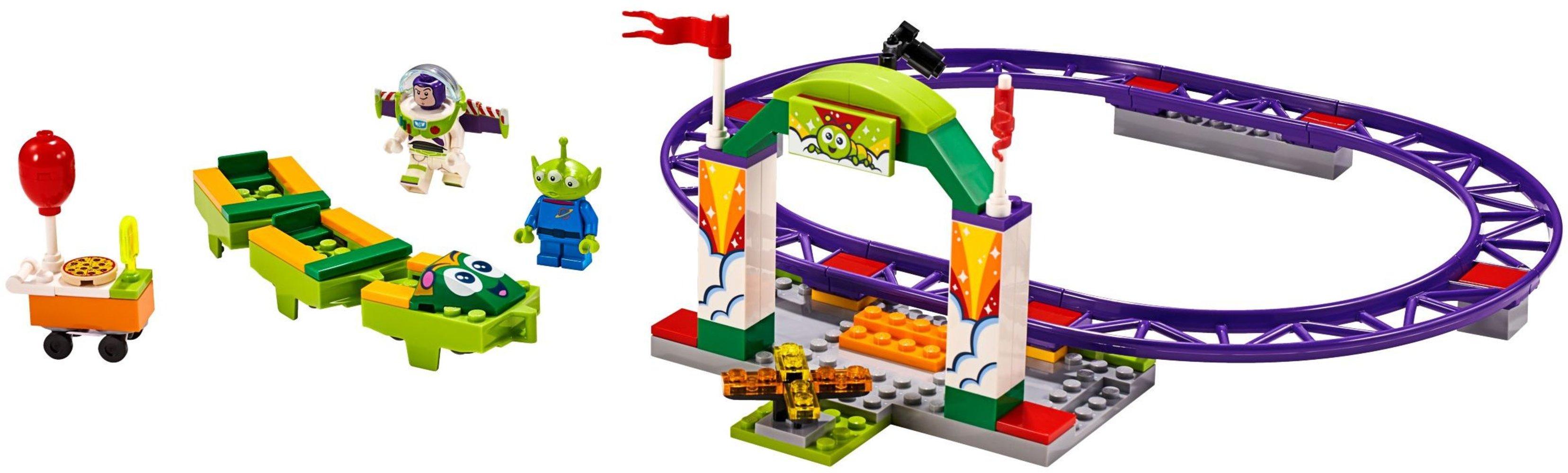Carnival Thrill Coaster