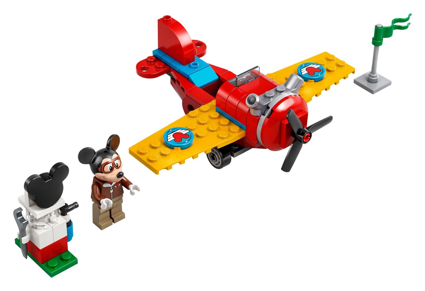 Mickey Mouse's Propeller Plane
