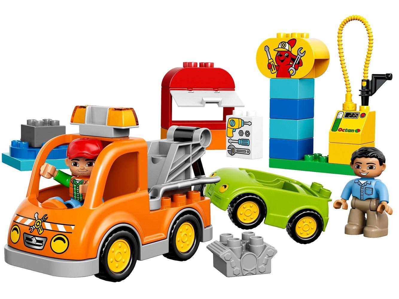Tow Truck Set