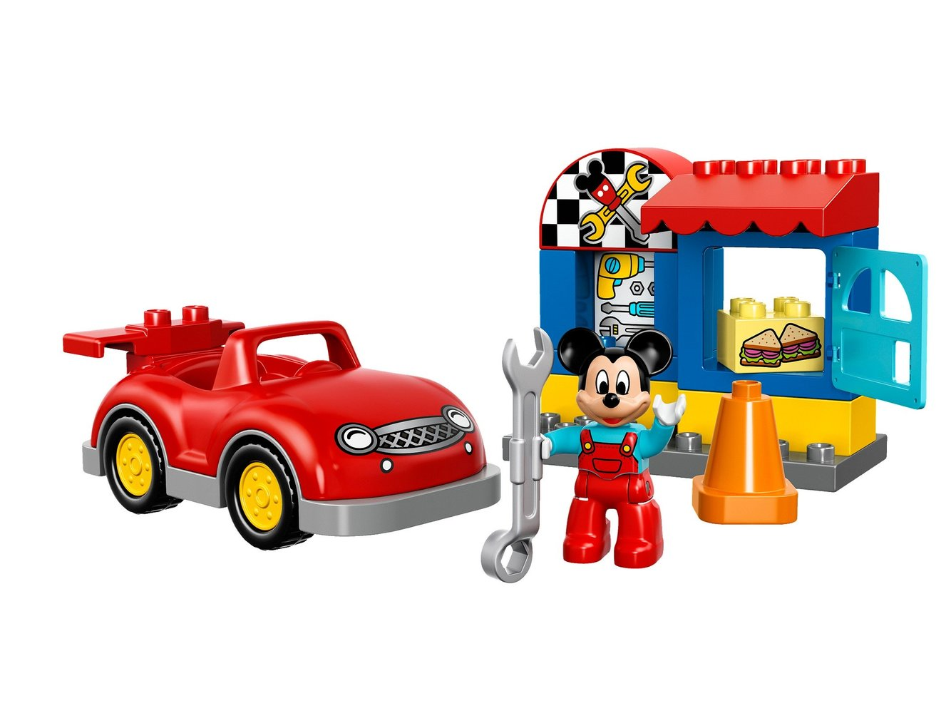 Mickey's Workshop