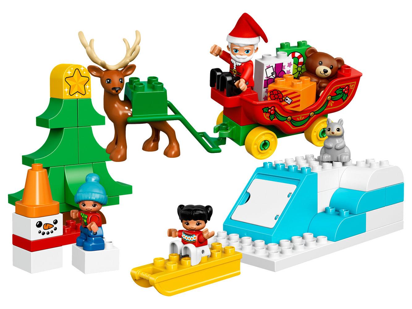 Santa's Winter Holiday