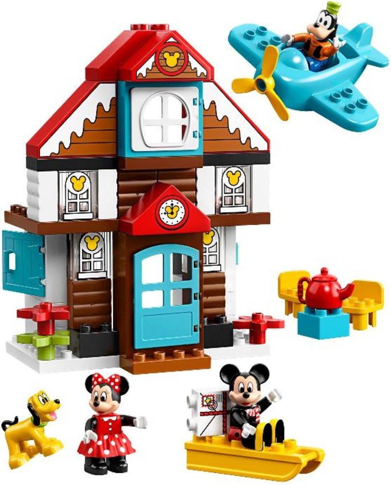 Mickey's Vacation House