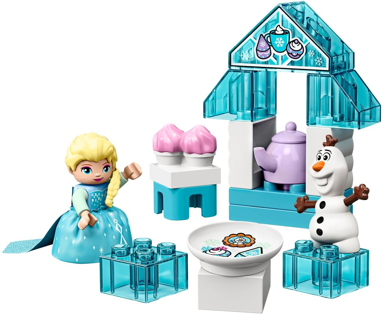Elsa & Olaf's Tea Party