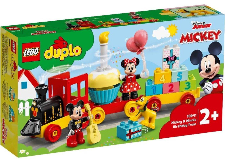Mickey & Minnie Birthday Train