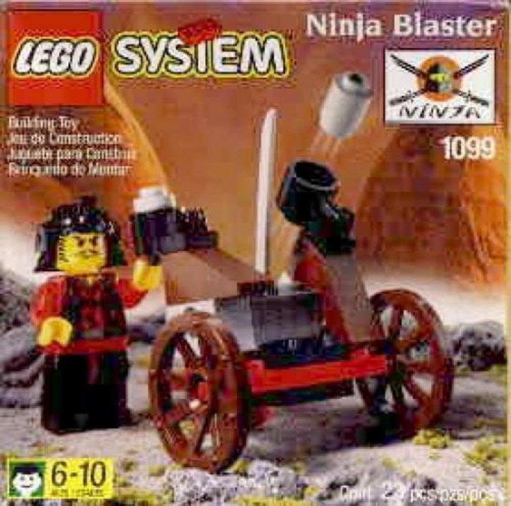 Ninja Blaster