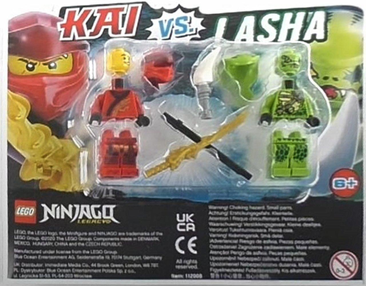 Kai vs. Lasha