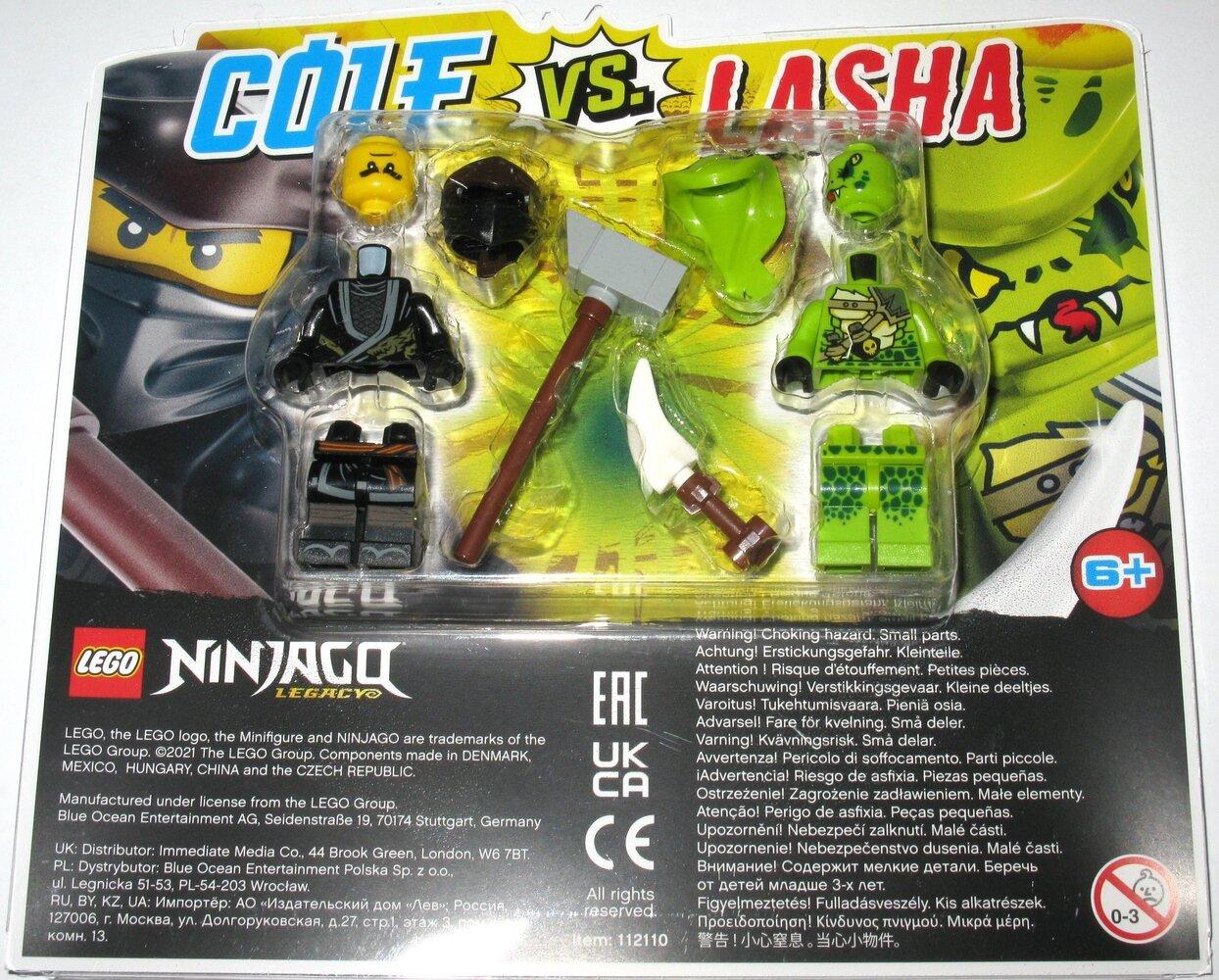 Cole vs. Lasha