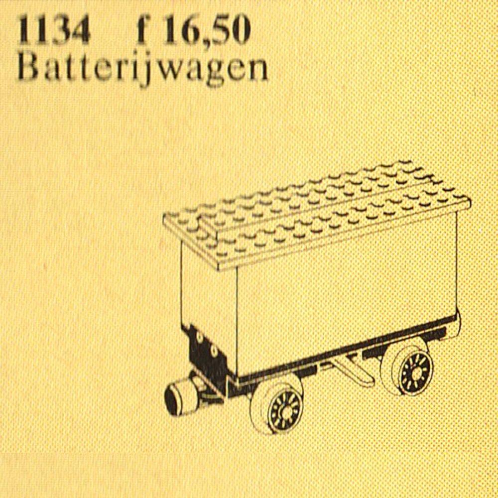 Battery Wagon