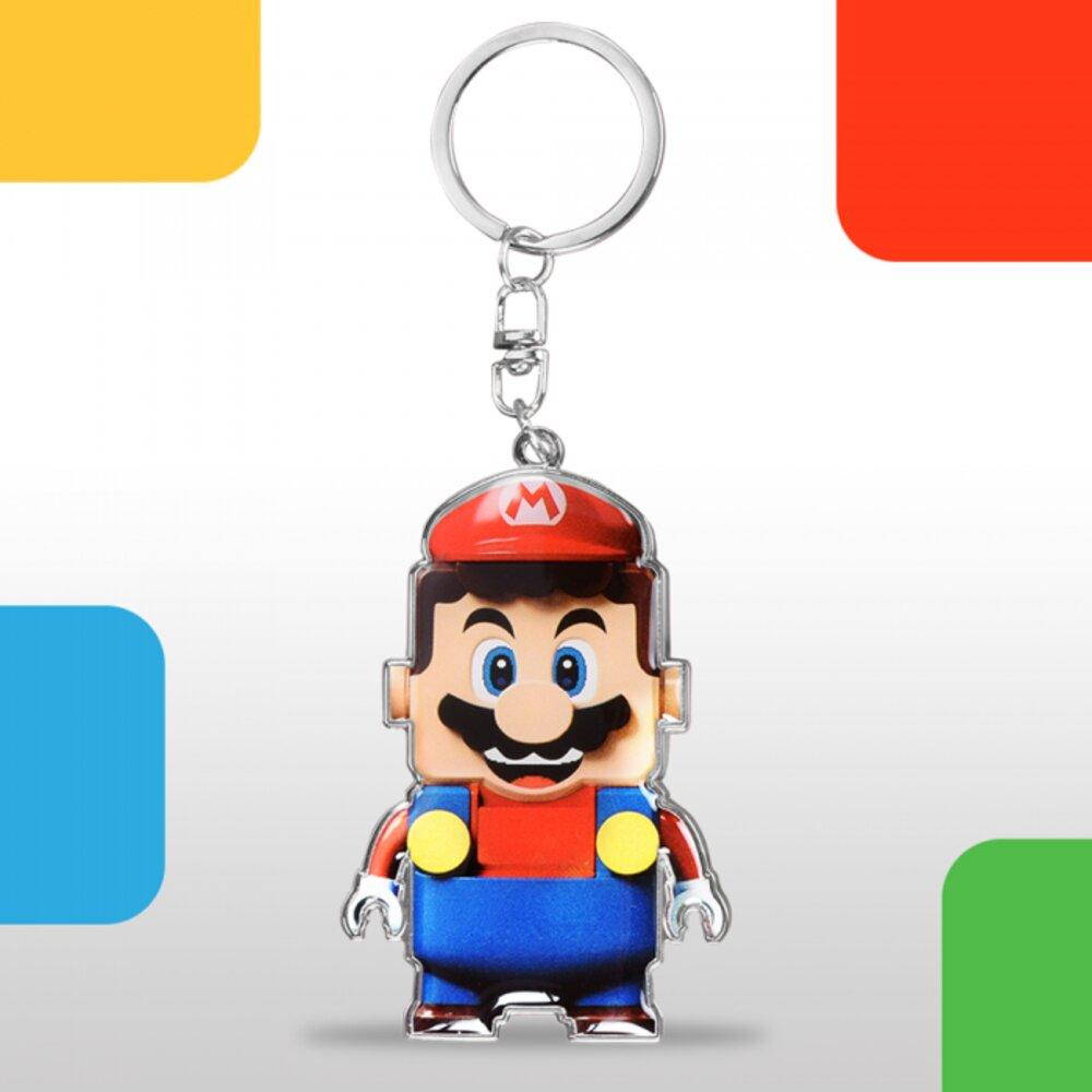 Mario Key Chain