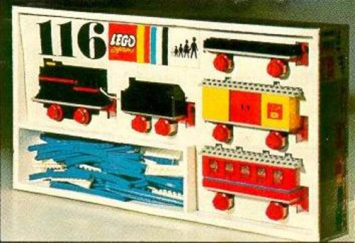 Deluxe Motorized Train Set
