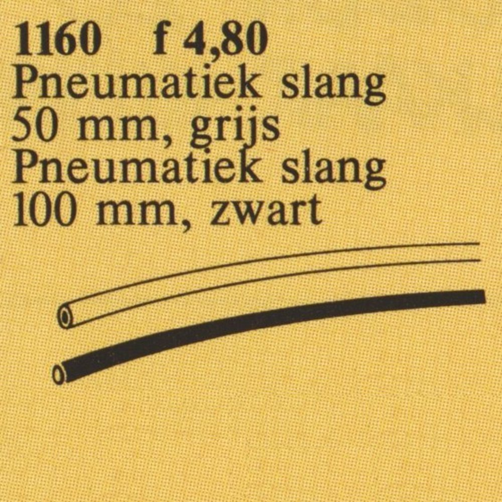 TECHNIC Pneumatic Tubing, 40cm +100cm