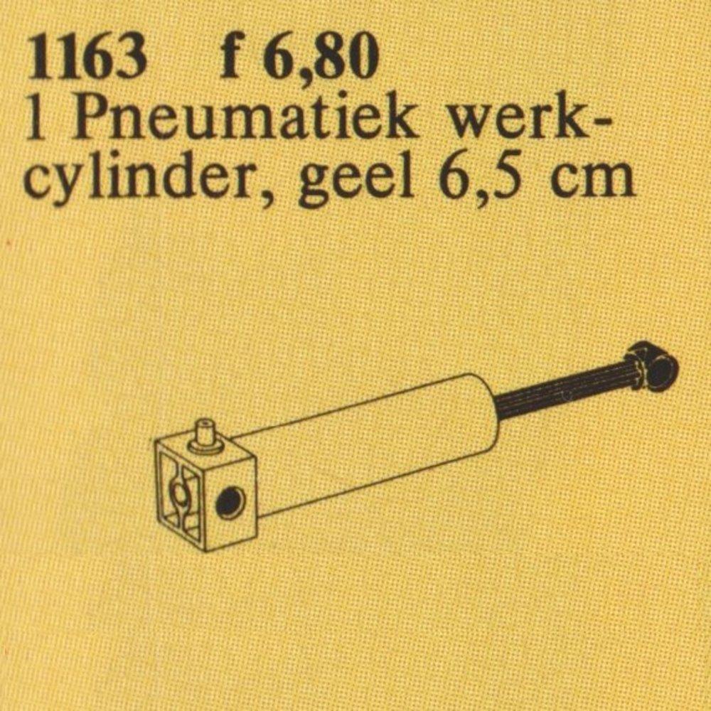 TECHNIC Pneumatic Piston Cylinder 60mm