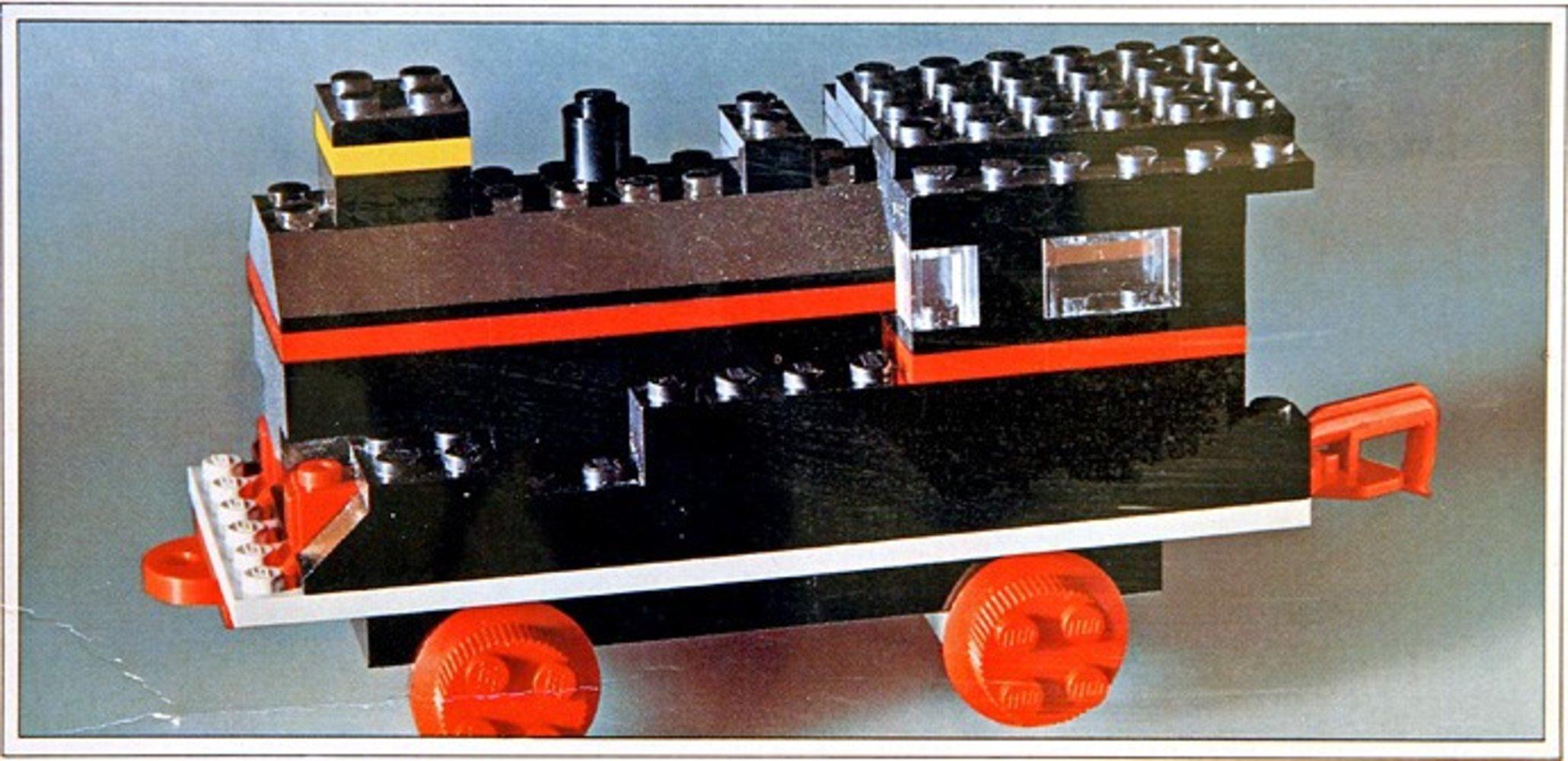 Locomotive without Motor
