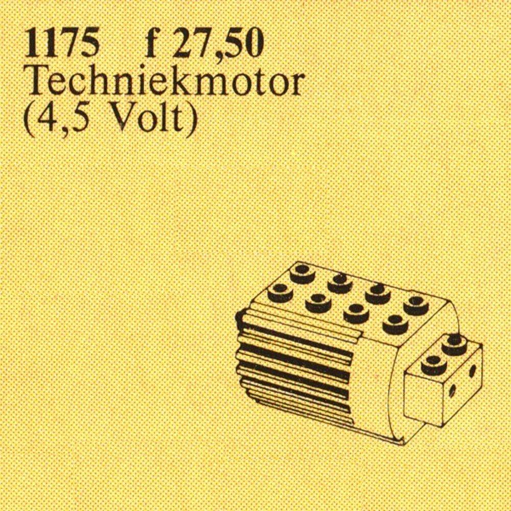 4.5v TECHNIC Motor