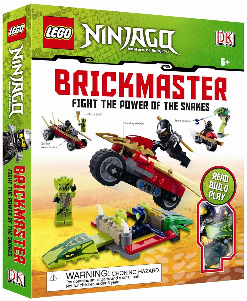 Brickmaster: Fight The Power Of The Snakes