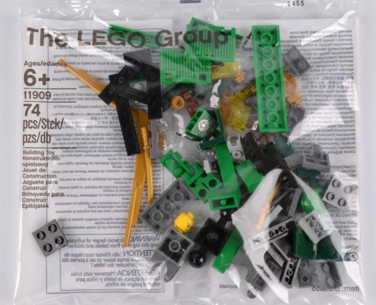 Ninjago: Build Your Own Adventure