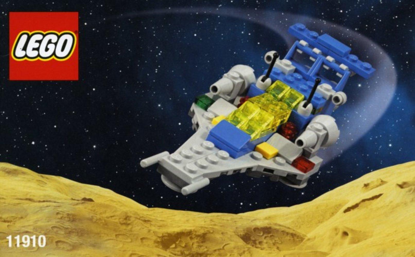 Micro-Scale Space Cruiser