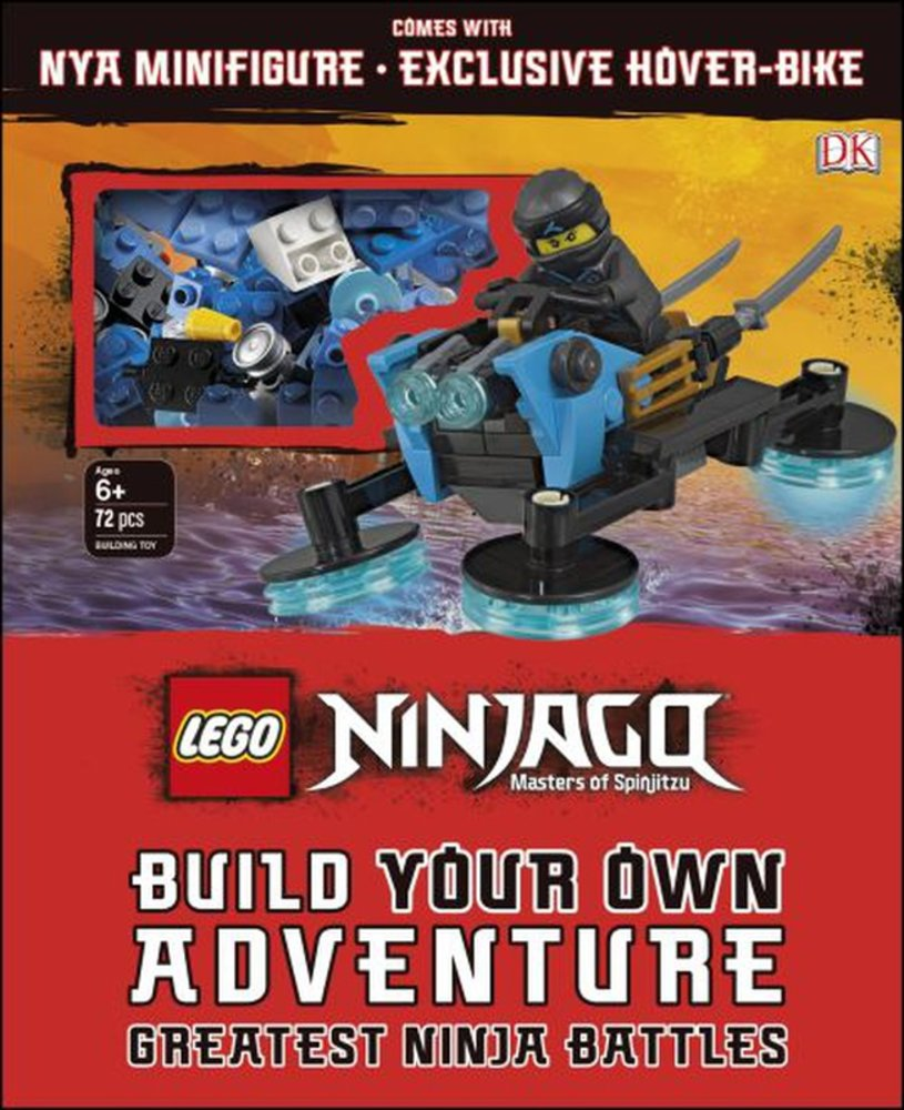 Ninjago: Build Your Own Adventure: Greatest Ninja Battles