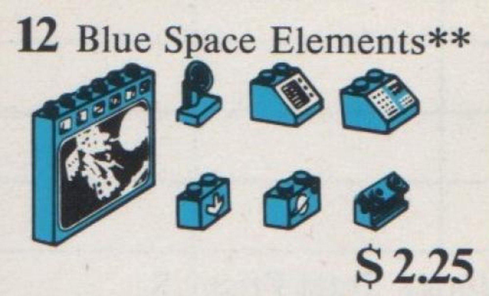 Blue Space Elements