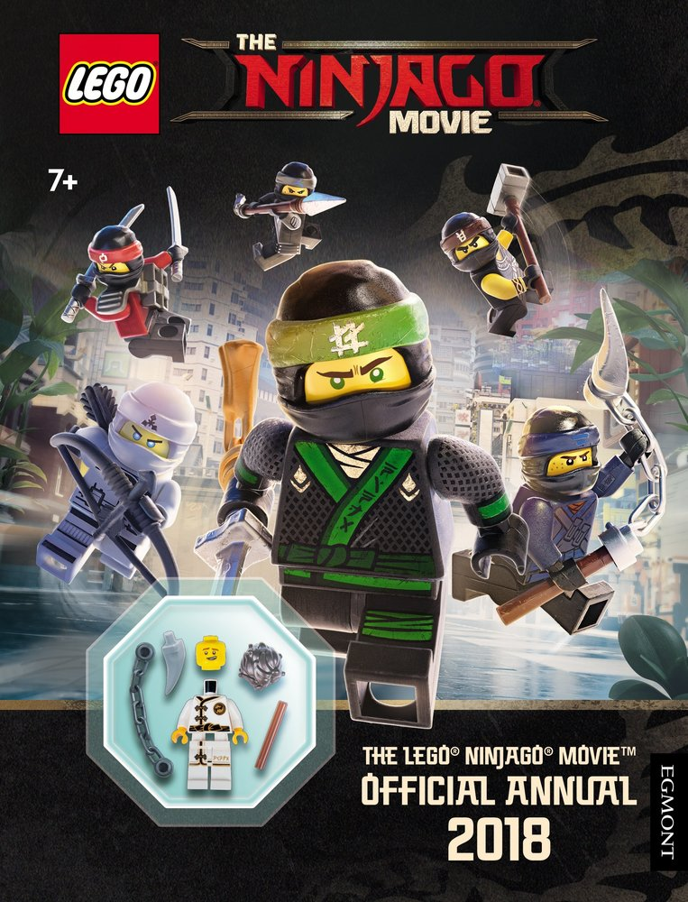 Ninjago Movie - Official Annual 2018