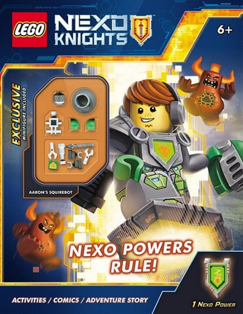 Nexo Knights: Nexo Powers Rule!