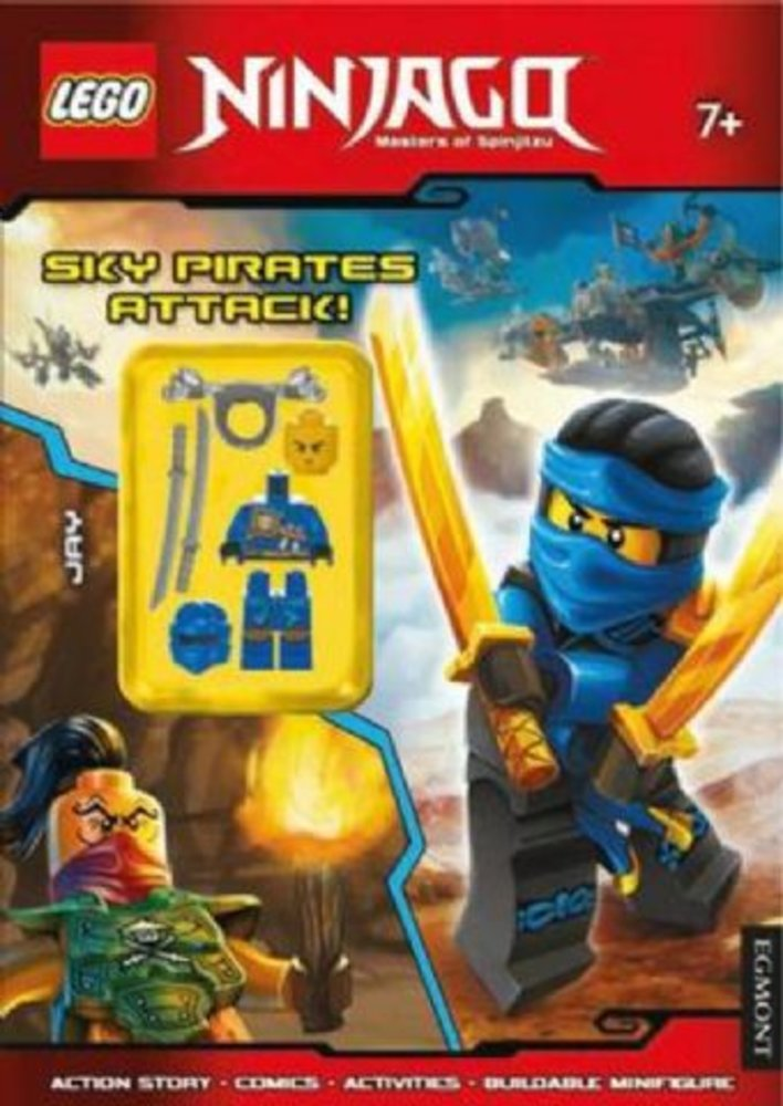Ninjago: Sky Pirates Attack!