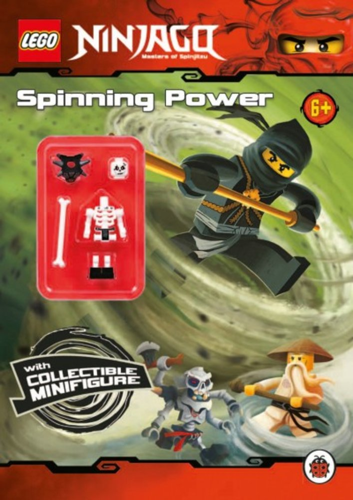 Ninjago: Spinning Power